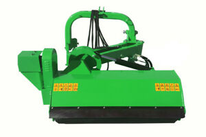 Heavy Duty Ditch Flail Mower 55 Emhd 140 From Victory Tractor Implements