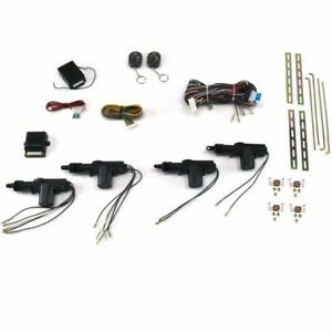 Autoloc Pt Cruiser Power Door Lock Kit With Remotes Autptcck