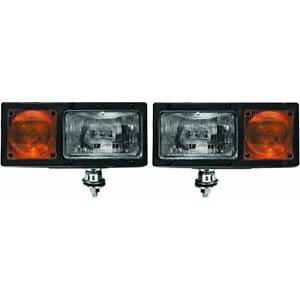 Wolo Snow Bright Snow Plow Light Kit 9002