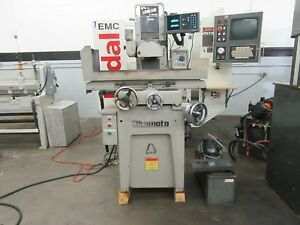 Okamoto Linear 612 14 Surface Grinder With 2 axis Dro