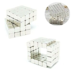 Neodymium Block Square Cube Magnet 9x9x9mm N52 Big Strong Rare Earth Magnets Kit