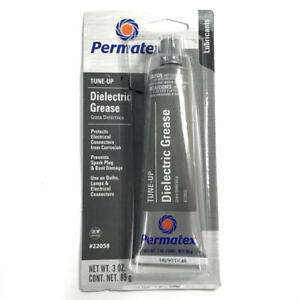 Permatex Dielectric Grease 22058 3 0 Oz Squeeze Tube