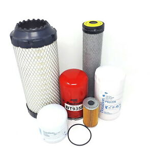 Kubota L5740hstc 3 L5740hst 3 W kubota V2403e tvcs Engine Maint Filter Kit