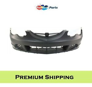 Fits Acura Rsx 2002 2004 New Front Bumper Painted To Match 04711s6ma90zz Premium