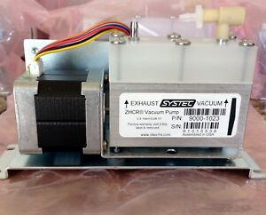 Systec Zhcr Vacuum Pump 9000 1023 Degasser Unit Assembly With Board new