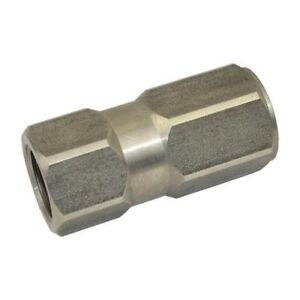 General Pump Ycv34fss Stainless Steel Check Valve 48 0gpm 6500psi