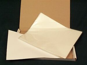 Lot Of 5 Boxes Of 100 Laminating Pouches 3 Mil Letter 9 X 11 5 Lamination Sleeve