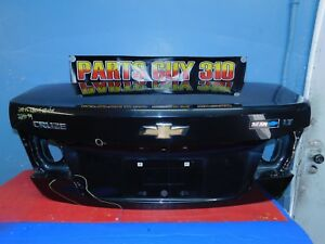 2011 2012 2013 2014 2015 Chevy Cruze Trunk Lid Oem Used