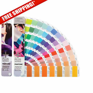 Color Pantone System Process Guide Coated Uncoated Shades Swatches Cmyk Guides