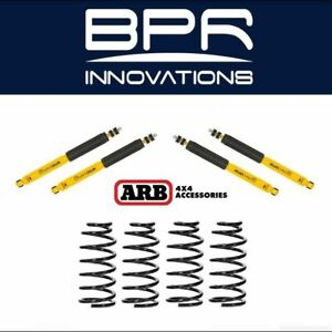 Arb For 91 97 Land Cruiser Old Man Emu Front Rear Shocks Coil Springs