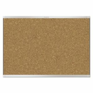 Quartet Prestige Magnetic Cork Bulletin Board