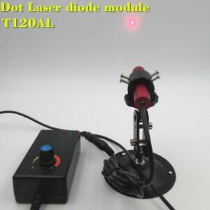 High Quality Industrial Red Dot Laser Diode Module Ir Infrared Lazer Dot T120al