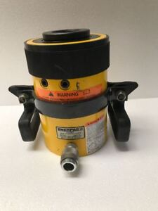 Enerpac Rch 603 Hydraulic Hollow Cylinder 60 Tons Capacity With 3 Stroke New