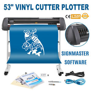 Vinyl Cutter Printer Sticker 53inch Usb Port Up to date Styling Updated Pro
