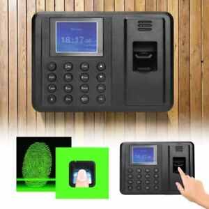 Biometric Fingerprint Attendance Time Clock Accurate Industrialized Algorithm Ma