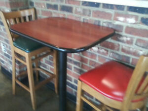 American Tables Seating Mfg Cafe Furniture
