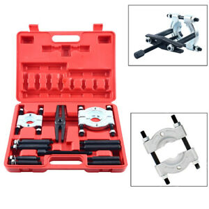 Bearing Separator Gear Puller Kit 2 3 Splitters Remove Bearings Tool 12pc Set