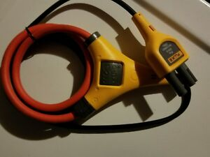 Brand New Fluke Meter I2500 18 Iflex Flexible Current Probe 10