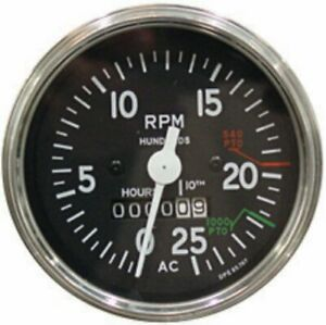 Tachometer Allis Chalmers 180 185 190 190xt 200 210 220 210 Tractor