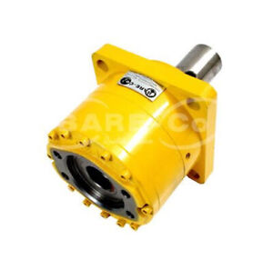 Small Standard Planetary Post Hole Digger Gearbox 2 56 3 6 1