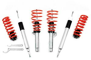 Touring Tech Performance Lowering Coilovers For 2006 2013 Bmw E90 E92 3 series