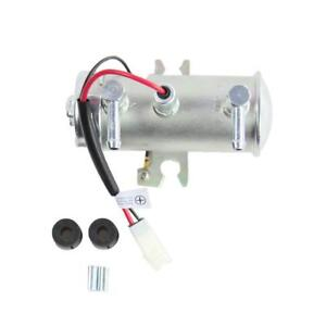 For Classic Mini Mg 12v Electric Petrol Diesel Fuel Fump Facet Red Top Style New