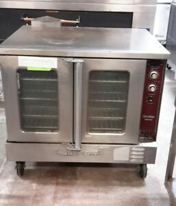 Used Southbend Slgs Single Deck Nat Gas Convection Oven