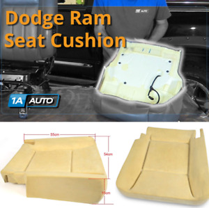 Replacement Seat Cushion Fits Left Driver Side Front For Dodge Ram Pickup T