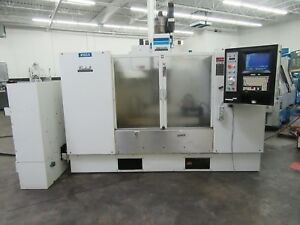 Fadal Vmc 4020 Cnc 4 axis Vertical Machining Center With Rotary Table