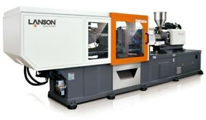 Lanson 280 Ton Injection Molding Machine New High Speed Thin wall Products