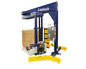 Semi automatic Orbital Lantech S300 Stretch Wrapper