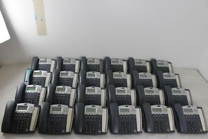 Lot Of 24 At t 974 4 line Small Business System Office Phones