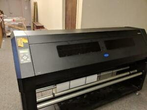 Summa Dc4 Dc 4 54 Thermal Resin Digital Vinyl Printer Cutter With Extras