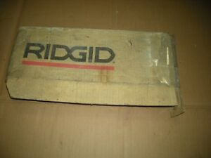 Used Ridgid 32810 Pipe And Tubing Cutter In Original Box 1 8 To 11 4