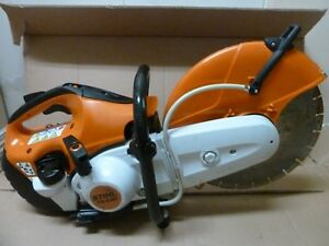 Stihl Ts420 Gas Concrete Cut off Saw W 14 Blade Included Water Systeme