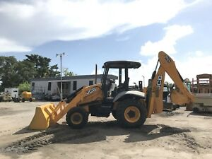 2011 Jcb 3cx Backhoe 4x4 Loader
