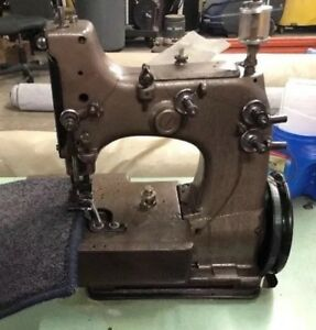 Industrial Heavy Duty Union Special Carpet Rugs Serger Sewing Machine