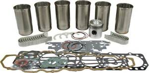 Engine Overhaul Kit 134 Gas For Ford 600 700 Series Naa Tractors