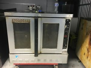 Blodgett Gas Commercial Convection Oven
