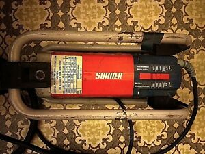 Suhner Rotostar Electric Flex Shaft