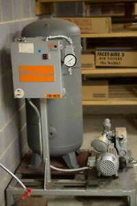 Busch House Vacuum System Model Oves 1 rc0023 Very Clean