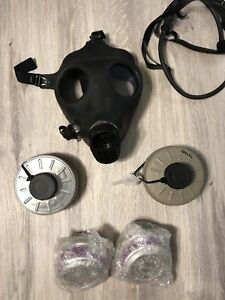 Gas Mask Real Authentic Terrorist Respirator