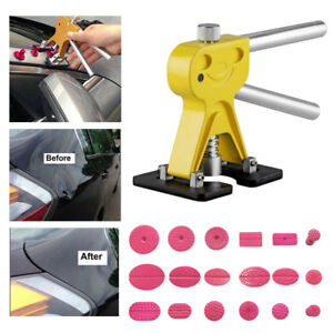 Paintless Dent Repair Tools Glue Puller Lifter Hail Damage Removal Tools Kit Hot