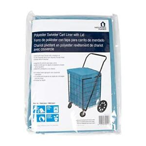 Helping Hand Cart Liner blue Large Designed For Swiveler Cart large blue