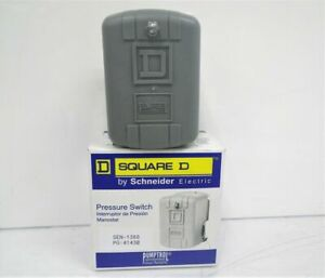 9013fsg2j20 Square D Water Well Submersible Pump Pressure Switch new In Box