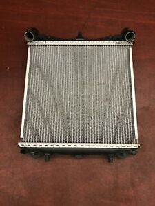 1999 Porsche Boxster 986 Engine Water Cooling Radiator Oem
