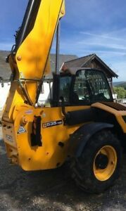 Telehandler Jcb 2013 Full Serviced 1552 Hours Only