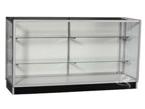 70 Extra Vision Showcase Display Case Store Fixture Knocked Down kd6g