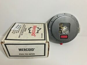 New Mercoid Control Pressure Switch Daw 423 4122 11s Daw423412211s