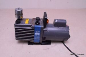 Savant Vp 100 Two Stage Vacuum Pump Model 1102180403